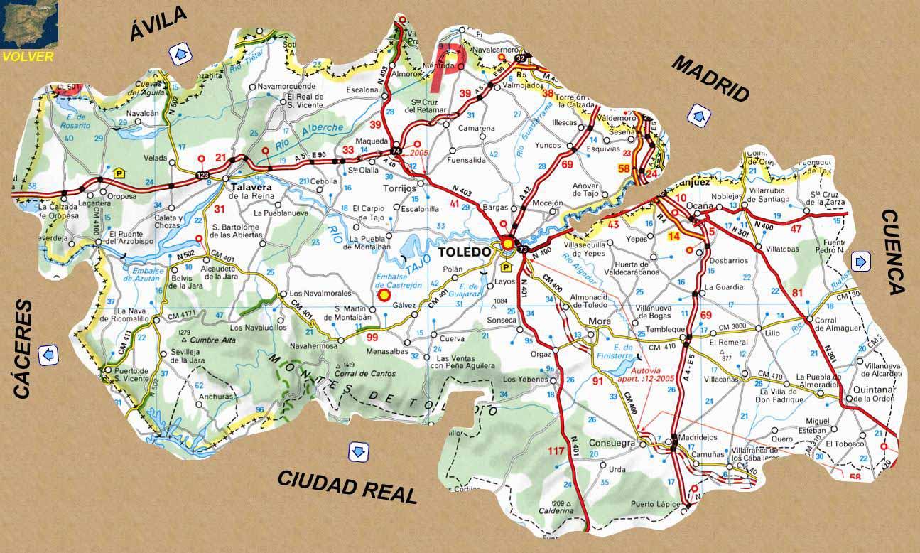 Rutas Romanicas Por Toledo A Garcia Omedes