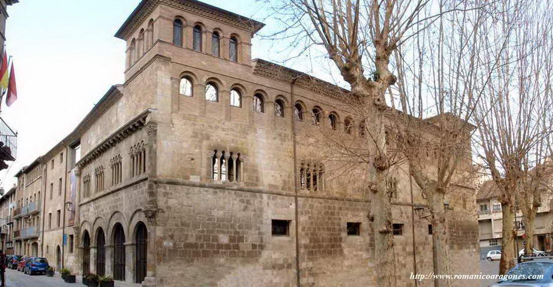 Palacio de los reyes de navarra Estella, Camino de Santiago