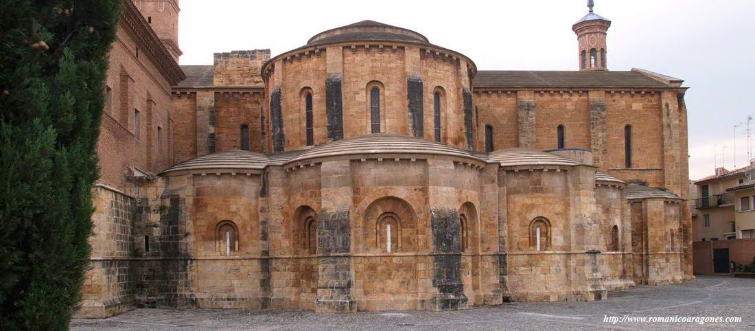 Monasterio De Fitero Romanico En Navarra A Garcia Omedes