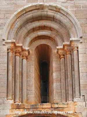 El rom nico introducci n al arte rom nico a g omedes - Vano arquitectura ...